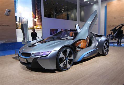 Bmw I8 Spider by Bmw I8 Spyder Soon To Be Unveiled Car List