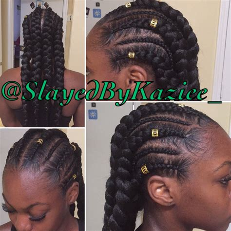 alternating fat and skinny cornrow hairstyles cornrows braids latest in 2016 short hairstyle 2013