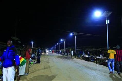 Singer Akon Makes Progress With African Solar Power Solar Lights For Africa