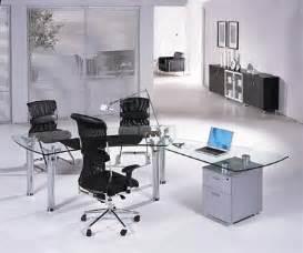 Modern Glass Office Desks Modern Glass Desk By Edeskco Executive Desks Modern Office Furniture By Edeskco
