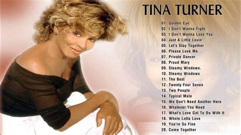 tina turner you tube tina turner top 20 songs youtube