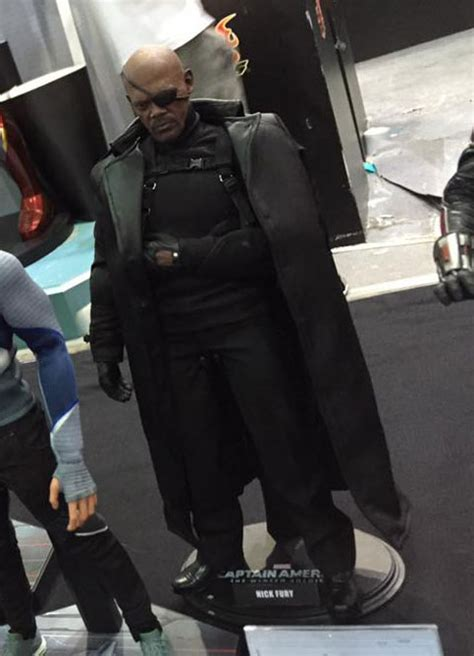 Toys Nick Fury The Winter Soldier Misb toys quicksilver nick fury revealed photos marvel news