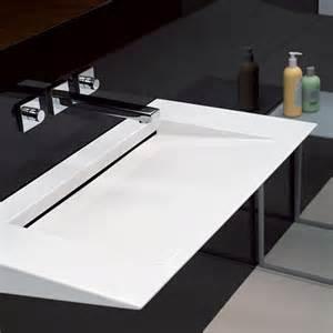 Alape basin from ngi design cloakroom feature basins