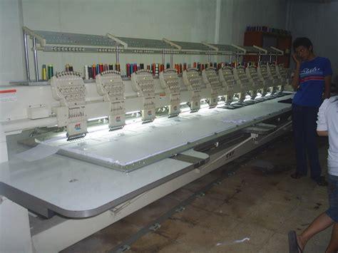Mesin Bordir Tajima bisnis jasa bordir komputer yang menguntungkan grosir