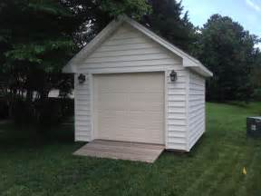 12x12 Overhead Door Sheds Sheds Virginia