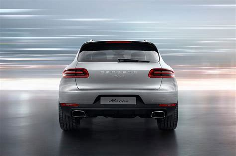 porsche macan 2015 2015 porsche macan rear photo 3