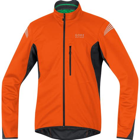 soft shell jacket cycling wiggle gore bike wear element windstopper softshell