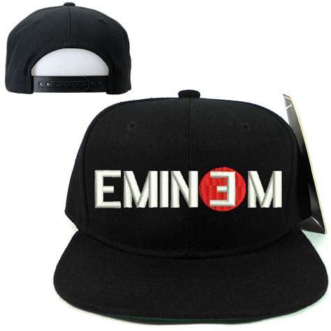 eminem hat american rapper eminem snapback cap hat fans souvenir