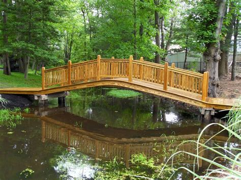 how to make a wooden bridge garden bridges decorative garden bridges quality