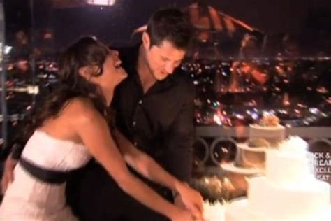 Nick Lachey And Minnillo Tying The Knot In April by Tlc S Nick S Wedding Sneak Peek And Airdate