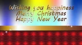 christmas wishes  golden heart stock vector illustration  romantic love