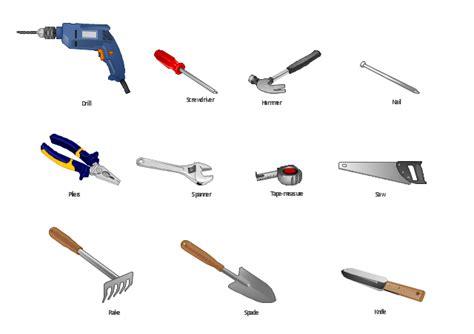 Exles Of Layout Tools | design elements tools tools vector stencils library