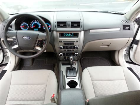 2012 Ford Fusion Sel Interior by 2012 Ford Fusion Pictures Cargurus