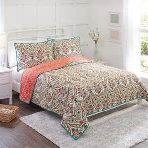 better homes and gardens quilts better homes and gardens jeweled paisley quilt collection