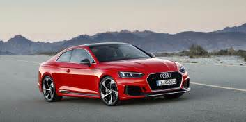 Audi B9 Release Date The 2018 Audi Rs5 Has No V8 But Packing A Bigger Punch
