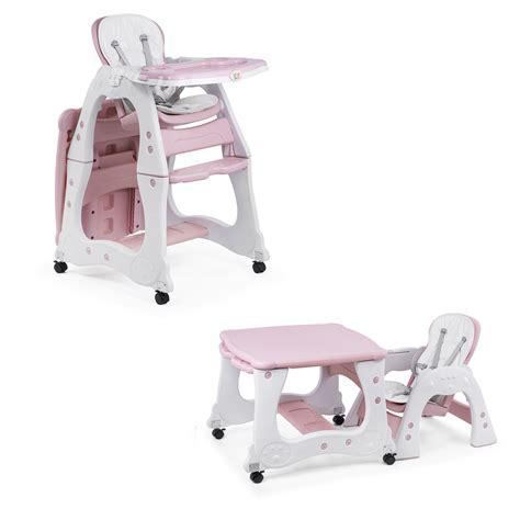 seggiolone tavolo seggiolone bimbo bimba pappa reclinabile regolabile tavolo