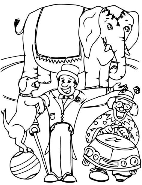 Decor Cirque A Imprimer by Coloriage Cirque Les Beaux Dessins De Autres 224 Imprimer