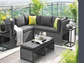 Small Deck Furniture Patio Furniture Small Spaces Vissbiz