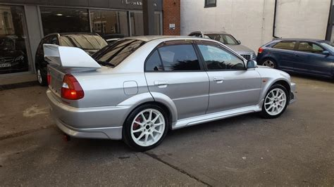 used mitsubishi evo used 2000 mitsubishi lancer evo vi 6 tommy makinen edition
