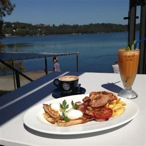 The Boat Shed Cafe by The Boatshed Cafe And Bar Narrabeen