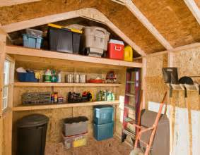 Adding a shelf workbench and loft will allow you keep items off the