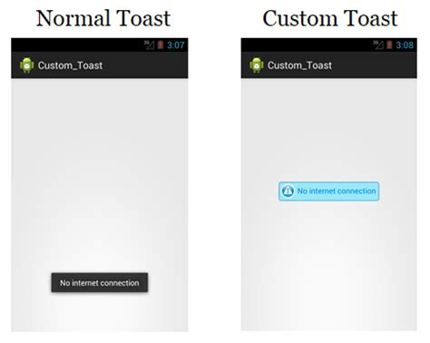 android studio toast tutorial android tutorial on custom toast edureka