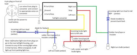 rv towing wiring diagram wiring diagram manual