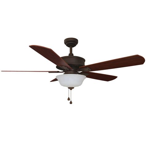 Harbor Ceiling Fan Models by Shop Harbor Easy 54 In Antique Bronze