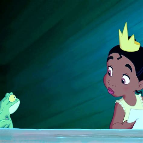 The Princess And The Frog Walt Disney Productions The Princess And The Frog