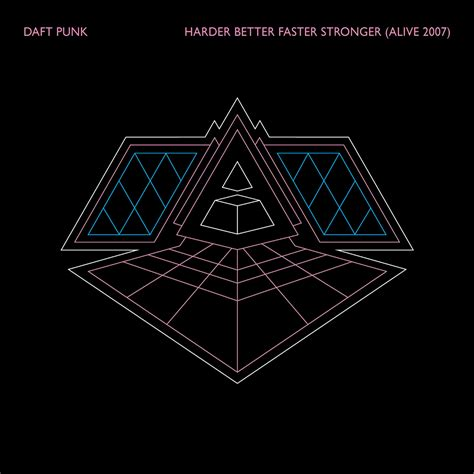 daft punk better faster stronger daft punk music fanart fanart tv