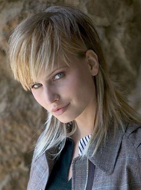 mullet hairstyles for women short mullet hairstyles for women