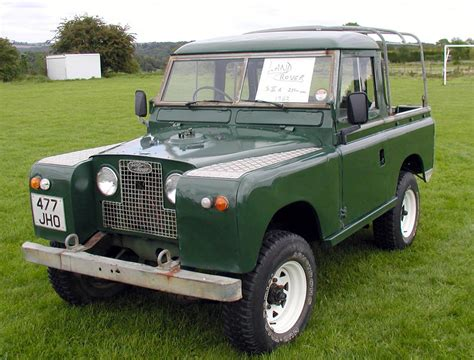 land rover series ii 1961 land rover series ii information and photos momentcar