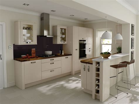 Beige Kitchen by Porter Beige Kitchen In Alabaster