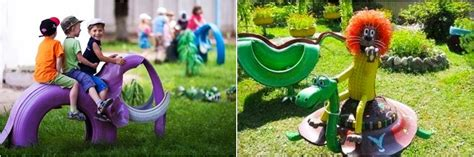 How To Start A Flower Garden In Your Backyard Tire Recycling Ideas 23 Animal Shaped Garden Decorations
