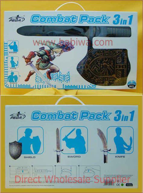 Nintendo Wii Optik Combat Pack nintendo wii combat pack wholesale nintendo wii