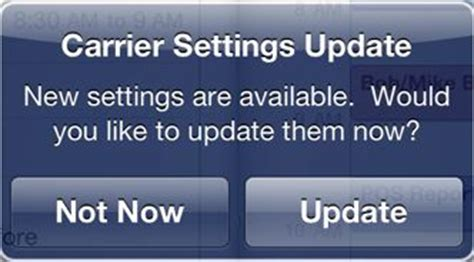 how to update verizon roaming carrier settings update verizon ipad3 evdoinfo com