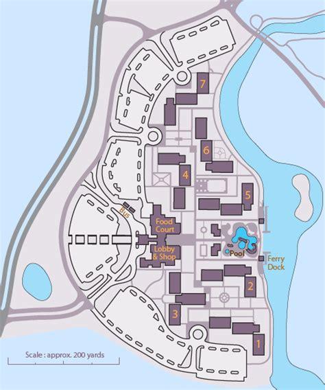 port orleans quarter map disney world information port orleans resort quarter