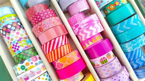 Washing Tape by We Ve Got The Washi Tape Lowdown On Why Everyone S Pinning