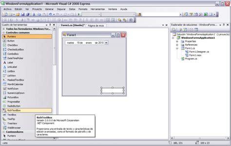 Visual C microsoft visual c 2008 descargar