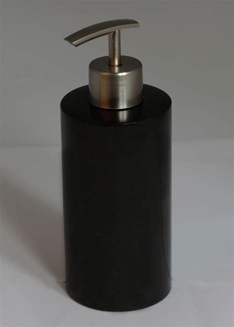 seifenspender modern seifenspender nero assoluto modern