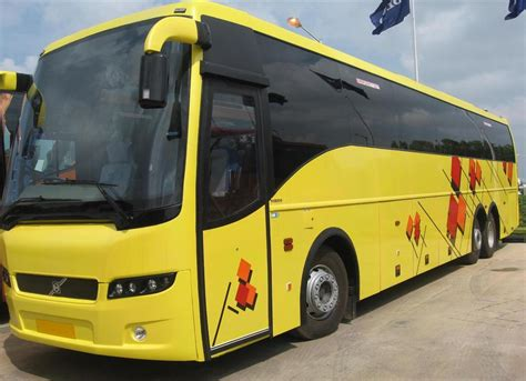 volvo buses  redefined  travel experience ticketgoose stories