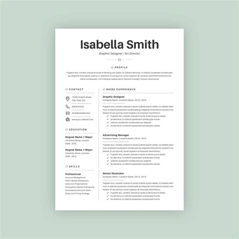 high school student resume template example resume template resume