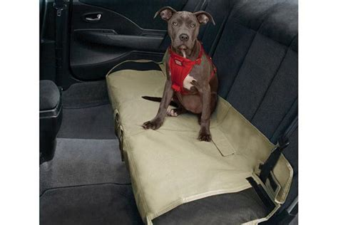 kurgo bench seat cover black dog seat usa