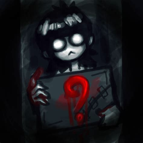 horror film question mark a question mark by ckn199 on deviantart