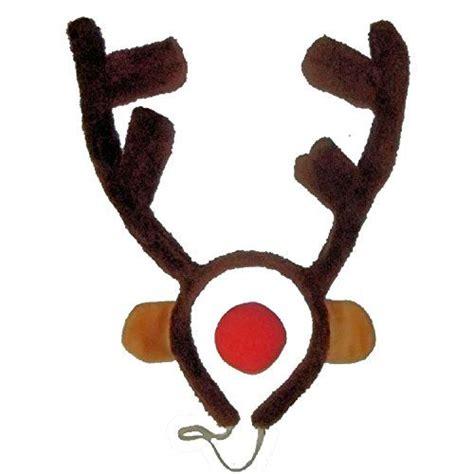 printable reindeer antlers with nose 17 best ideas about reindeer ears on pinterest reindeer
