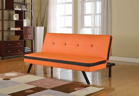 orange and black sofa orange and black sofa bed