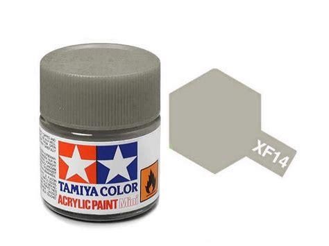 Dijamin Tamiya Enamel Xf 14 J A Grey Gundam Model Kitt Paint tamiya acrylic mini xf 14 j a grey 10ml jar tam81714 tamiya