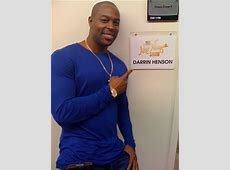 "Spotted: Darrin Henson ""Falling"" for the New JUZD Line ... Examples Dr. Memory"
