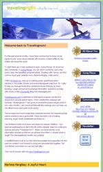 travel newsletter templates my newsletter builder exles for travel tourism email