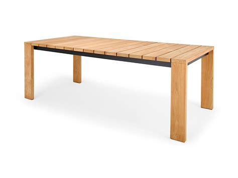 outdoor tables bronte outdoor dining table settings furniture by eco